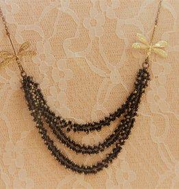 Eric & Lydie Black Eric & Lydie necklace