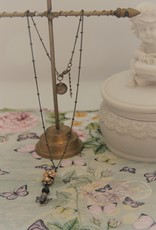 Eric & Lydie Delicate necklace  with flowers