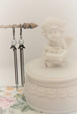 Eric & Lydie Bronzen pareloorbellen
