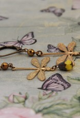 Eric & Lydie Dragonfly earrings