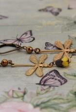 Eric & Lydie Orecchini libellule