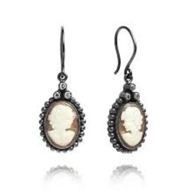 Carré Jewellery Camee earrings