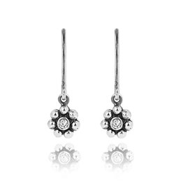 Carré Jewellery Flower earrings