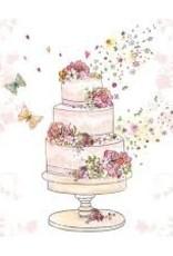 Ambiente Servetten met bruidstaart