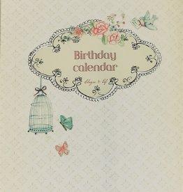 Clayre & Eef Verjaardagskalender