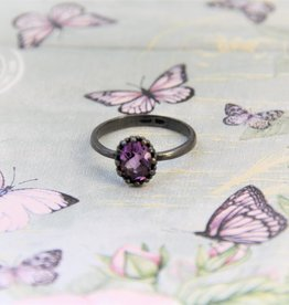 Carré Jewellery Amethyst ring van Carré