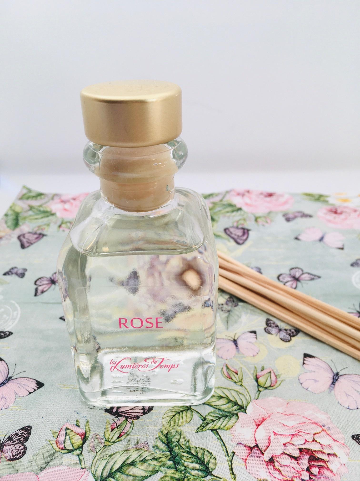 Huiskamerparfum rozen