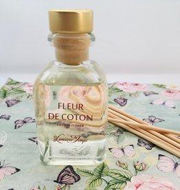 Les lumières du temps Huiskamerparfum Fleur de Coton