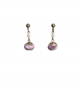 Ana Popova April earrings