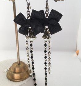 Ana Popova Antoinette earrings