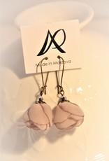 Ana Popova Grey Frida earrings