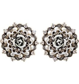 Konplott Petit four dentelle earrings