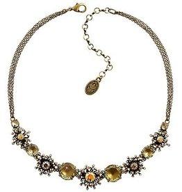 Konplott Petit four de fleur necklace