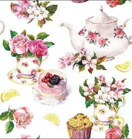 Ambiente Tea time napkins