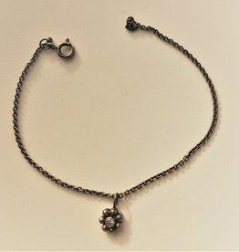 Carré Jewellery Fijne zilveren armband