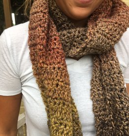 Made by Amberhoeve Gehaakte sjaal