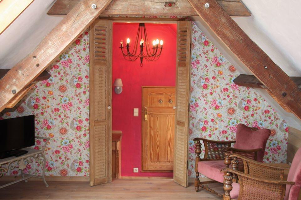 Voucher Rose room 2 nights