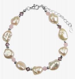 Hultquist Braccialetto di perle