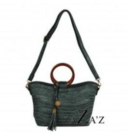 Zaza'z Blue bag