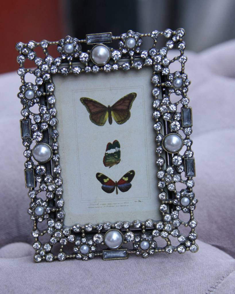 Rectangular picture frame