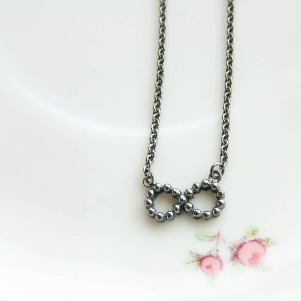 "Carré Jewellery Silver Carré necklace ""Eternity"""