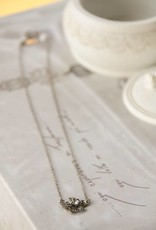 Yvone Christa Flock collection necklace