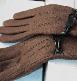 Bruine handschoenen