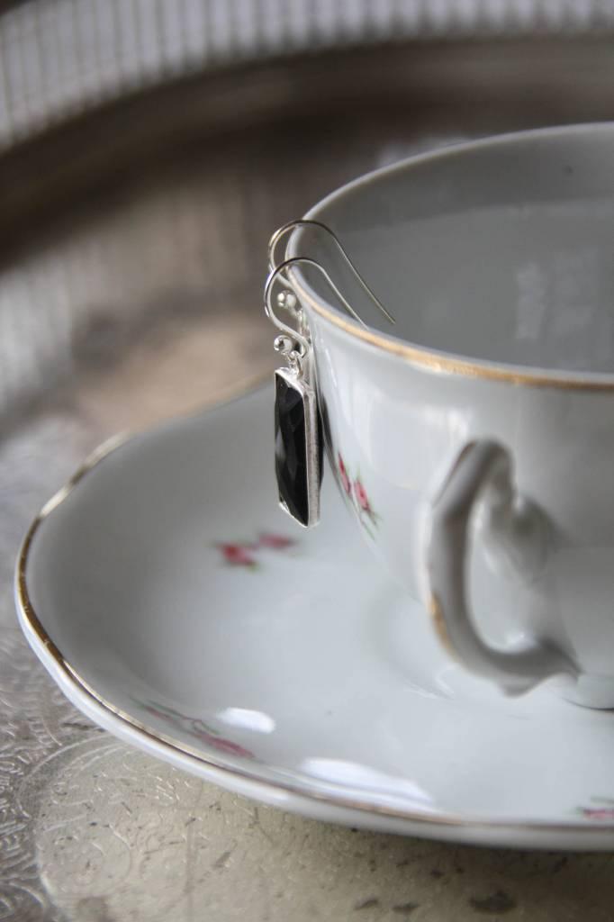 Lacom gems Onyx earrings