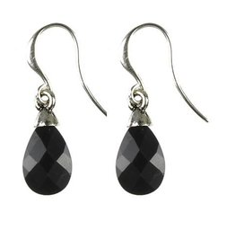 Hultquist Black earrings