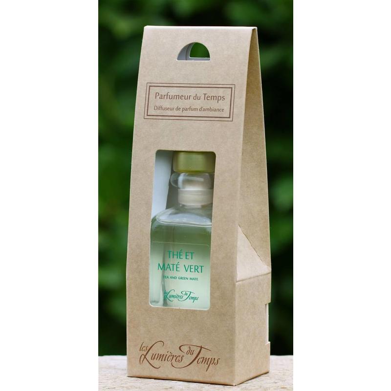 Huisparfum/geurstokjes the vert et maté