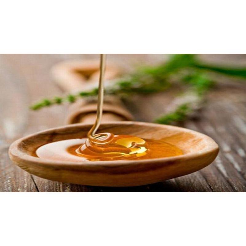 Zeep met honing