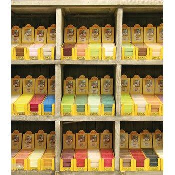 Savonnerie de Nyons Zeep in alle 42 geuren