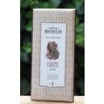 Plakken chocolade met bijzondere cacaosoorten