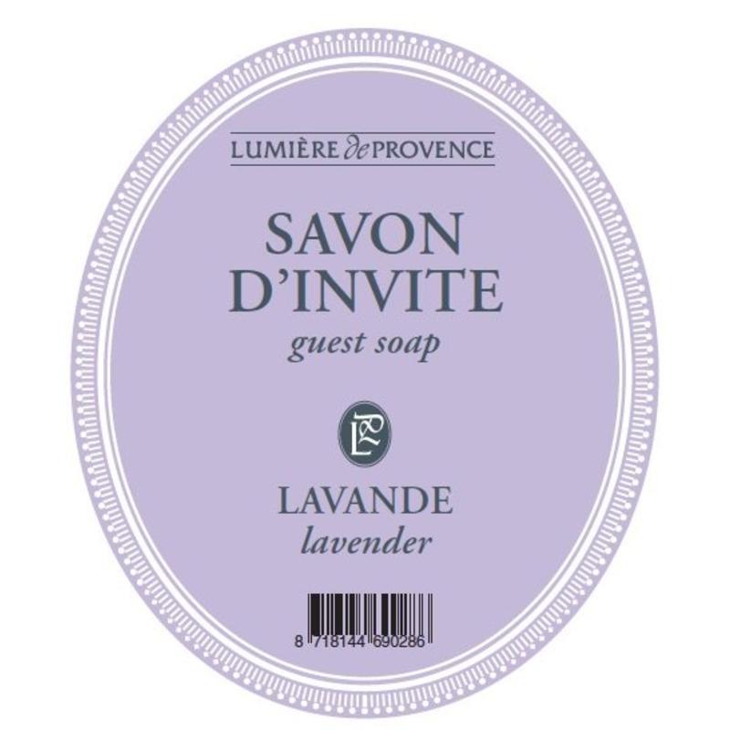 Gastenzeepje lavendel
