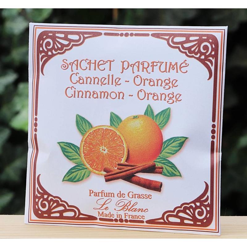 Geurzakje kaneel en sinaasappel