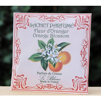 LeBlanc Geurzakje fleur oranger
