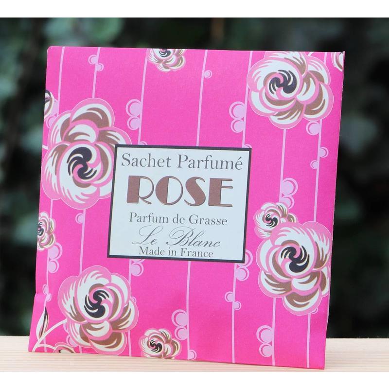 Geurzakje rozen art deco