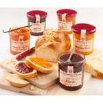Franse confiture met veel fruit en rietsuiker