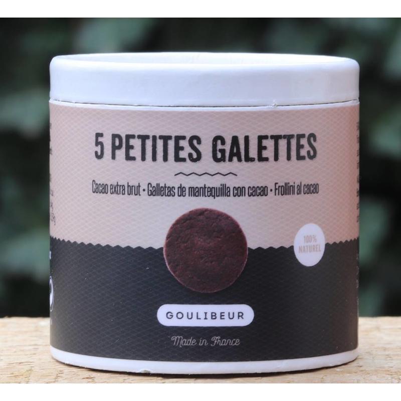 Kokertje chocoladekoekjes