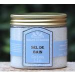 Badzout  van zeezout uit de Camargue