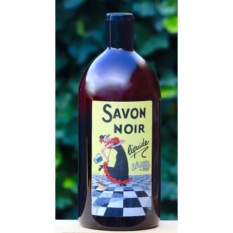 Savon noir grootverpakking (zwarte zeep)