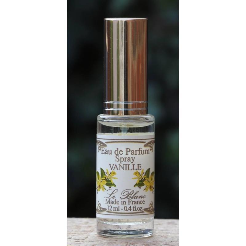 Miniflesje eau de parfum vanille