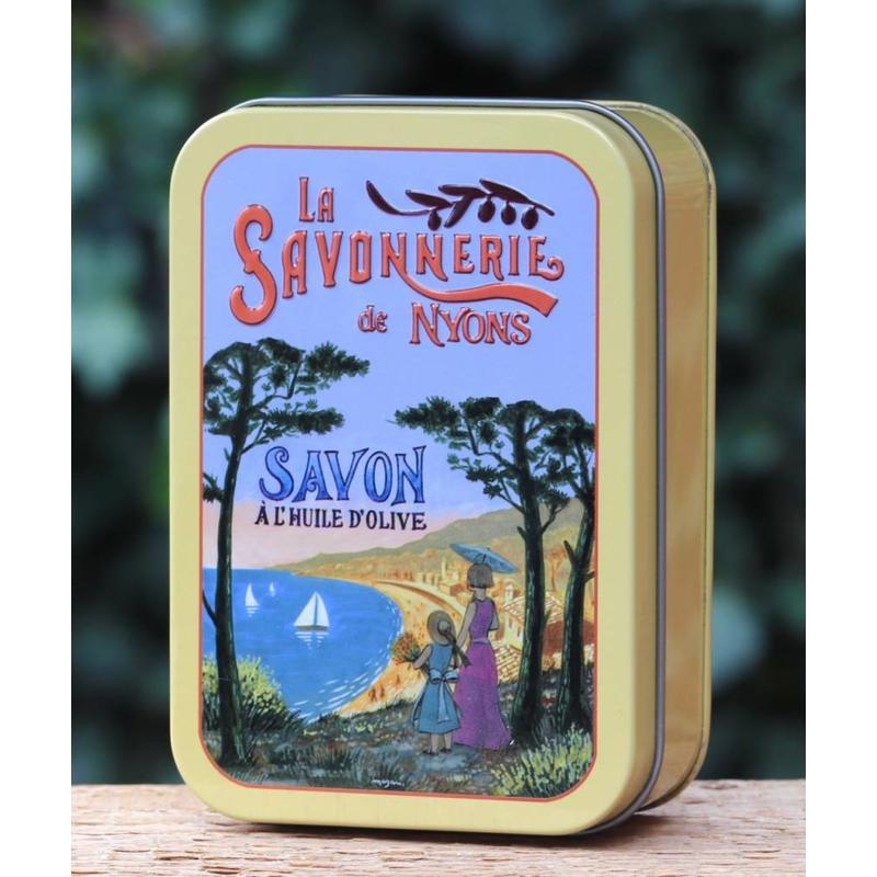 Groot blik zeep  Cote d'Azur