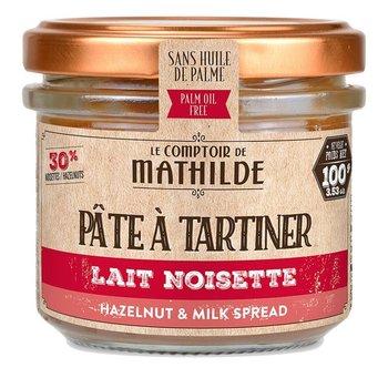 Le Comptoir de Mathilde Chocoladepasta melk