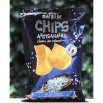 Ambachtelijk chips en dipsausjes