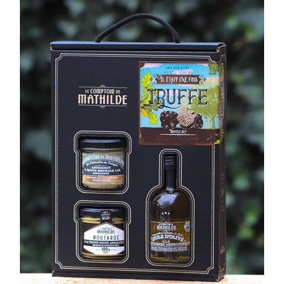 Giftbox truffelproducten