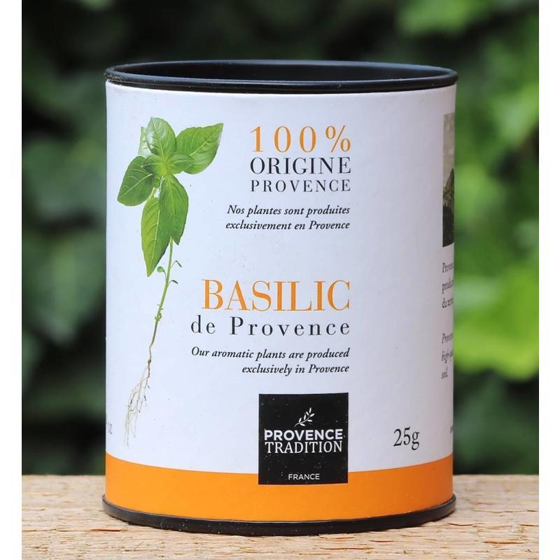 PKokertje met basilicum 100% Provence