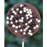 Chocoladelollies van Le Comptoir de Mathilde