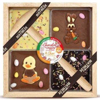 Le Comptoir de Mathilde Kistje chocolade Pasen