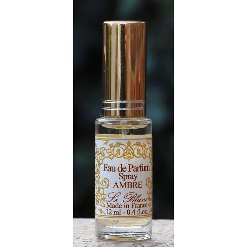 Miniflesje eau de parfum amber